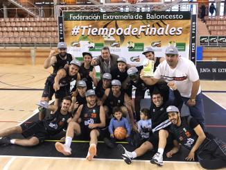 Grupo Preving BCB revalidó el título de Campeón de Primera Nacional Extremeña