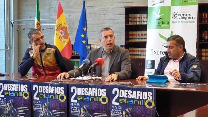 """La BTT """"2 Desafíos El Anillo"""" se disputará el 4 y 5 de mayo en El Anillo, Extremadura"""