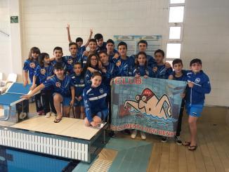 Resultados del Club Salvamento Don Benito en el XV Trofeo Diputación de Cáceres
