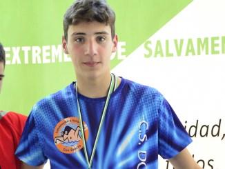 Carlos Nieto Cabezas estará en el Campeonato de España de Primavera de las Categorías Juvenil, Junior y Absoluto