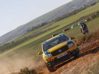 Buena actuación extremeña en el Rally Circuito de Navarra