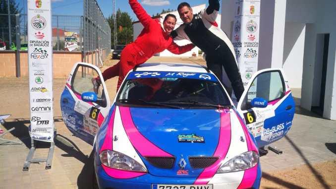 Reyes y Espinar se apuntan el triunfo en el XVII Rally Villa de Feria-Fuente del Maestre