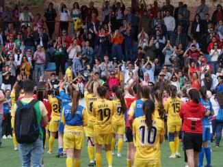 El Santa Teresa se queda a las puertas del ascenso y jugará en Primera División B