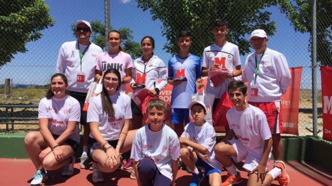 Villanueva de la Serena acogió la séptima prueba del Circuito Marca Jóvenes Promesas