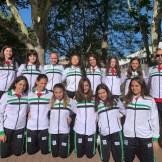 Las Selecciones Extremeñas e Voleibol disputarán el CESA 2019