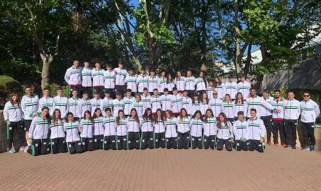 Las Selecciones Extremeñas de Voleibol disputarán el CESA 2019