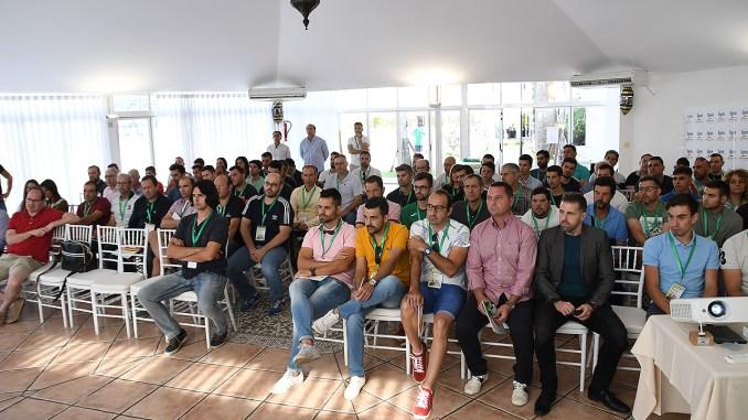 Más de un centenar de asistentes disfrutaron de la I Jornada de Formación organizada por Cedifex