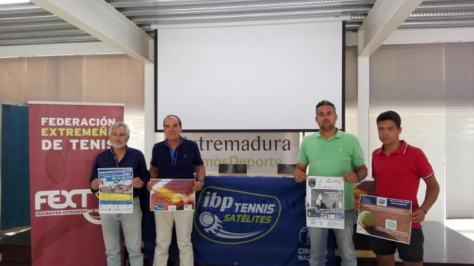 Presentación Torneos UniUso de Extremadura