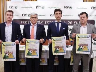 Presentadas las Jornadas Formativas de CEDIFEX
