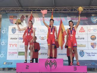 Sonia Bejarano BRONCE en el campeonato de Europa en Duatlón de Sprint en Transilvania