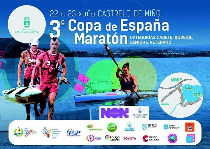 Elena Ayuso viaja a Galicia en la Copa de España Maratón