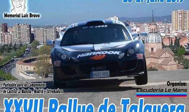 El regional de asfalto llega este fin de semana a Talavera de la Reina