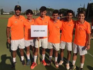Sport Ocio y la Top Slice Tenis Academy llegan a semifinales de consolación del Campeonato de España Cadete por equipos