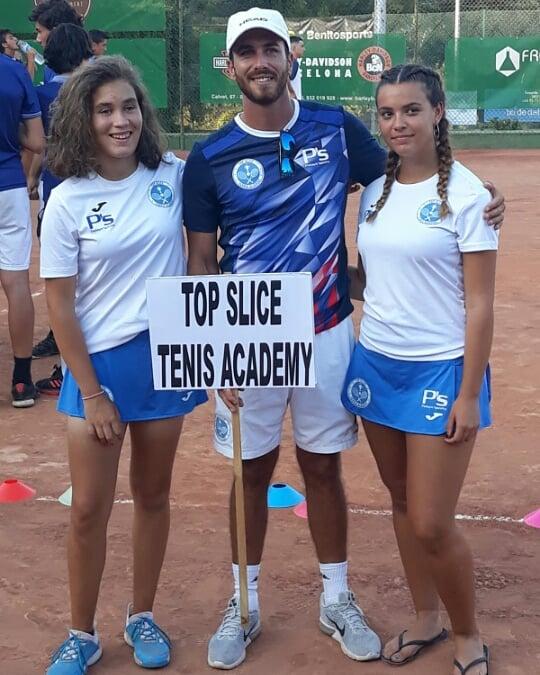 Sportocio y la Top Slice Tenis Academy llegan a semifinales de consolación del Campeonato de España Cadete por equipos