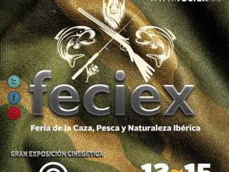 El sector de la caza se dará cita en FECIEX del 12 al 15 de septiembre