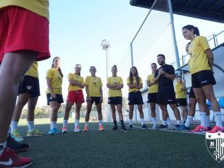 El Liberbank Santa Teresa Badajoz arrancará la nueva Reto Iberdrola recibiendo al Málaga