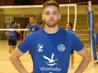 'Miguelito' Villasmil y Alberto Sierra regresan al Extremadura Aparthotel MM Badajoz
