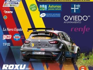 Varias duplas extremeñas en el Rally Princesa de Asturias – Ciudad de Oviedo