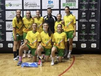 I Torneo Internacional De Extremadura De Baloncesto Femenino