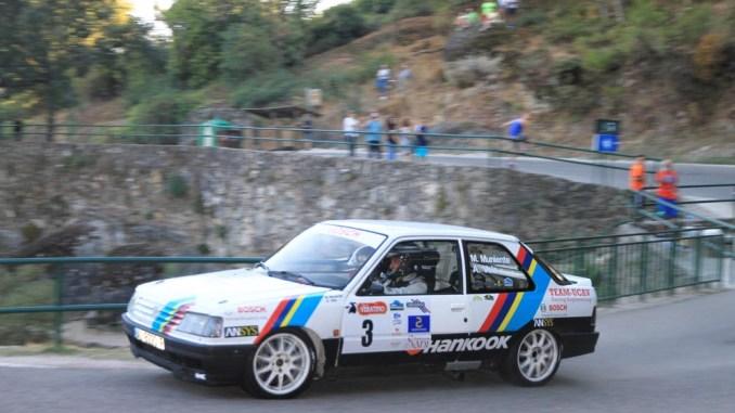 Resumen de la primera etapa del Rallye con dominio del piloto del equipo UCAV – Racing