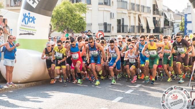 Montijo albergará la tercera cita de la Copa Diputación de Badajoz de Duatlón Cross