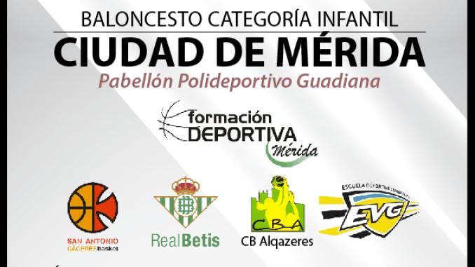 Torneo Triangular de baloncesto Ciudad de Mérida