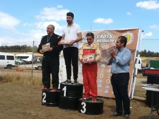 Vázquez y Marques vencedores del Autocross Feria de San Miguel de Zafra