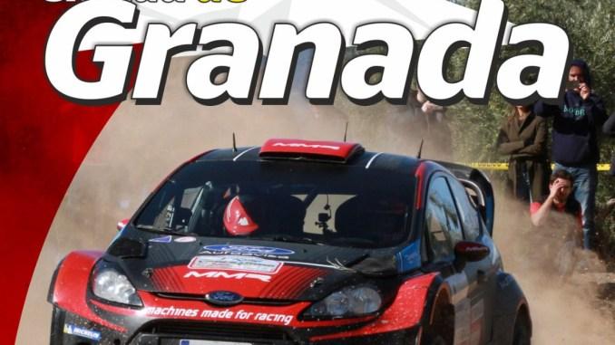 Varios equipos extremeños en el Rallye Ciudad de Granada