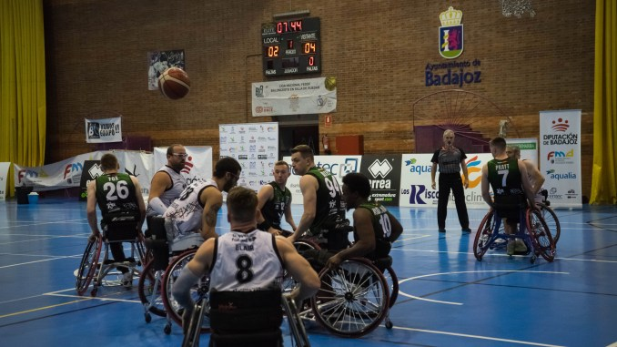 Derrota del Extremadura Mideba Calero Sumistros ante el Bidaideak Bilbao