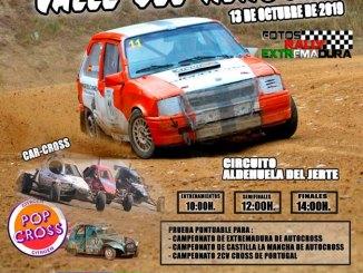 El Valle del Alagón nueva cita del regional de Autocross