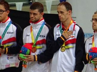 Guillermo Gracia Mundial Natación Brisban