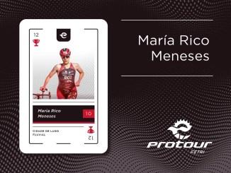 María Rico, Guillermo Cuchilló y David Puertas acudirán al ProTour de Pontevedra para medirse a los mejores de España