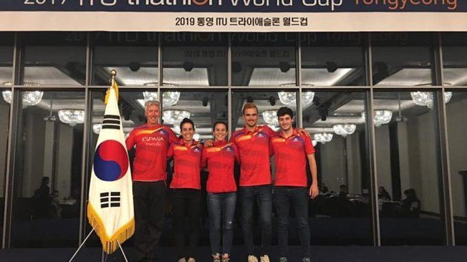 Miriam Casillas, a por todas en la Copa del Mundo de Tongyeong