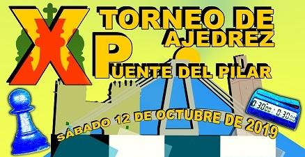 Más de medio centenar de participantes en el X Torneo Puente del Pilar