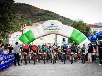 La cuarta edicion de Picota Bike Race by Neumáticos Plasencia, con récord de participantes, duplica la participación por equipos