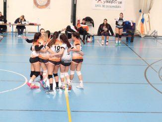 El Extremadura Club Pacense Voleibol estrena 2020 ante el CD Heidelberg