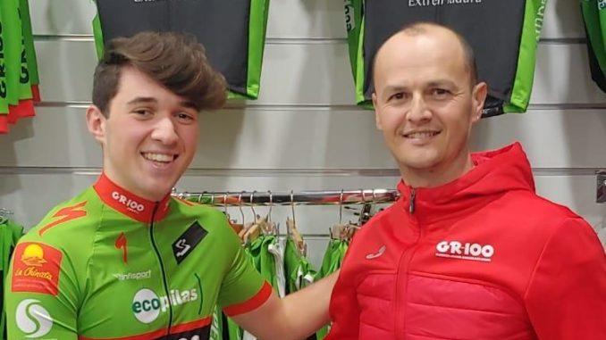 Mañana echa a rodar de manera oficial la temporada 2020 para el equipo ciclista de montaña Extremadura-Ecopilas