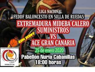 Mideba y Gran Canaria disputarán un choque por la cuarta plaza