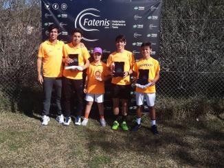 Éxito extremeño en el Torneo de Sevilla perteneciente al Circuito Champions Bowl de tenis