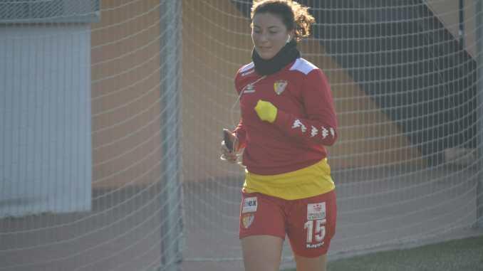 Mariana Díaz recibe el alta médica y está lista para debutar esta temporada