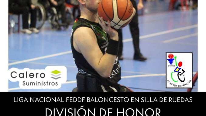 El Extremadura Mideba Calero Suministros recibe al Fundación Vital Zuzenak