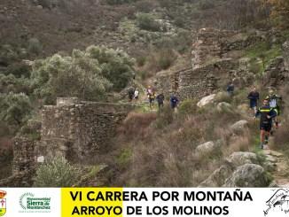 VI Carrera Arroyo de los Molinos de la Copa Extremadura de Carreras por Montaña FEXME