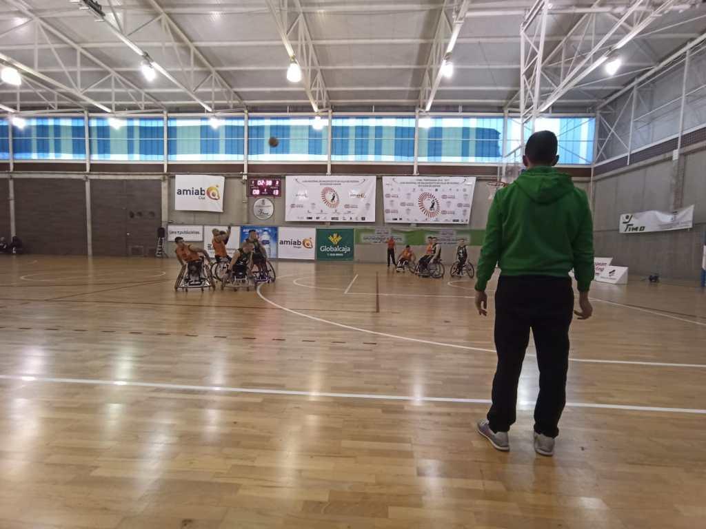 Victoria ajustada del BSR Amiab Albacete ante el Mideba