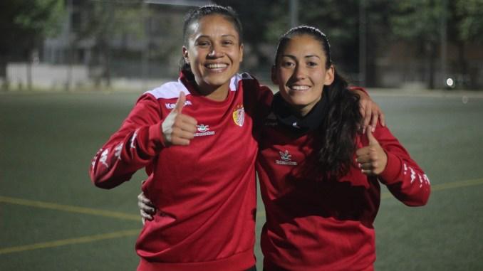 Nayadet López y Fernanda Pinilla, de nuevo convocadas con Chile
