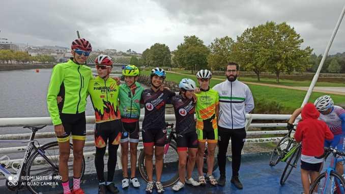 Amplia representación extremeña en el Campeonato de España de Triatlón Sprint