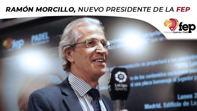 El extremeño Ramón Morcillo, nuevo presidente de la Federación Española de Pádel