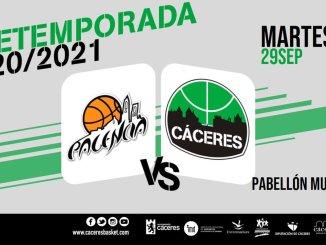 El Cáceres viaja a Palencia en su tercera semana de pretemporada