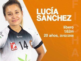 Lucía Sánchez regresa al Extremadura CPV