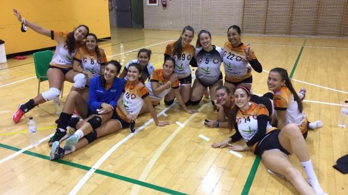 Imponente victoria del Extremadura CPV en casa del CV Zaragoza