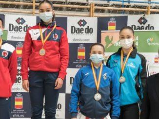 Paola García conquista el oro en Leganés